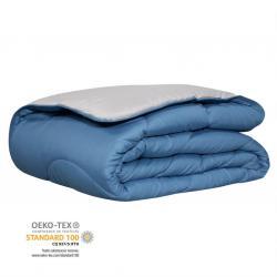 Couette confort bicolorecertifiée Oeko-Tex®