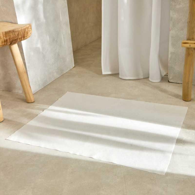 Tapis de bain jetable Nature biodégradable