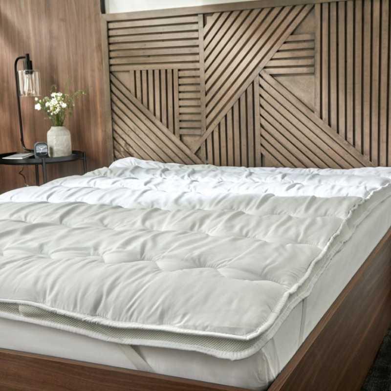 Sur-matelas lavable confort Easytex