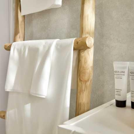 Serviette de toilette et drap de bain jetables Nature biodégradables Easytex