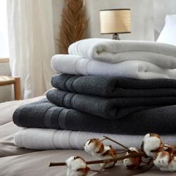 Mix and match serviettes de toilette lavables confort Easytex