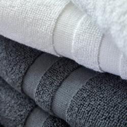 Zoom éponge drap de bain serviette lavable confort Easytex