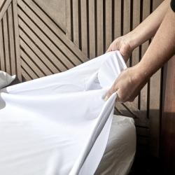 Installation - Drap housse lavable éco Easytex