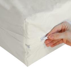 Housse de matelas lessivable anti-punaises de lit et anti-insectes