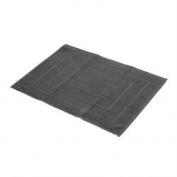 Tapis gris Easytex salle de bain